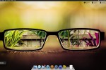 Mac OS X Desktop Screenshot