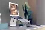MacBook Air Desk Setup