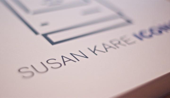 Susan Kare ICONS book