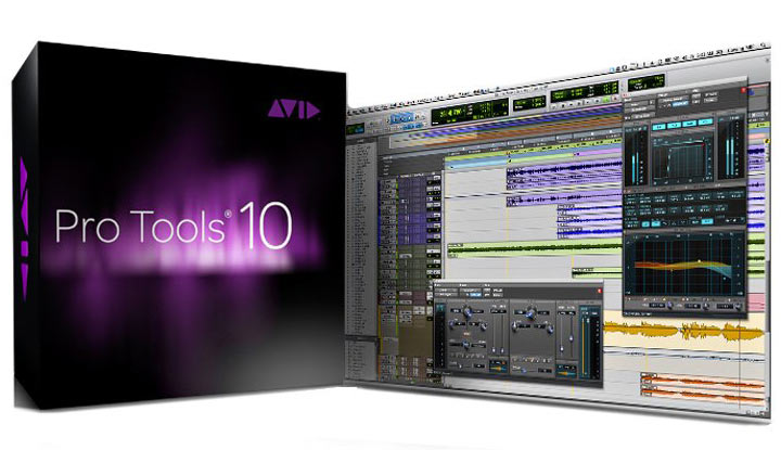 Avid Pro Tools Custom Menu Command Keys Shortcuts