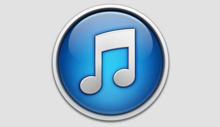 iTunes Mac OS X