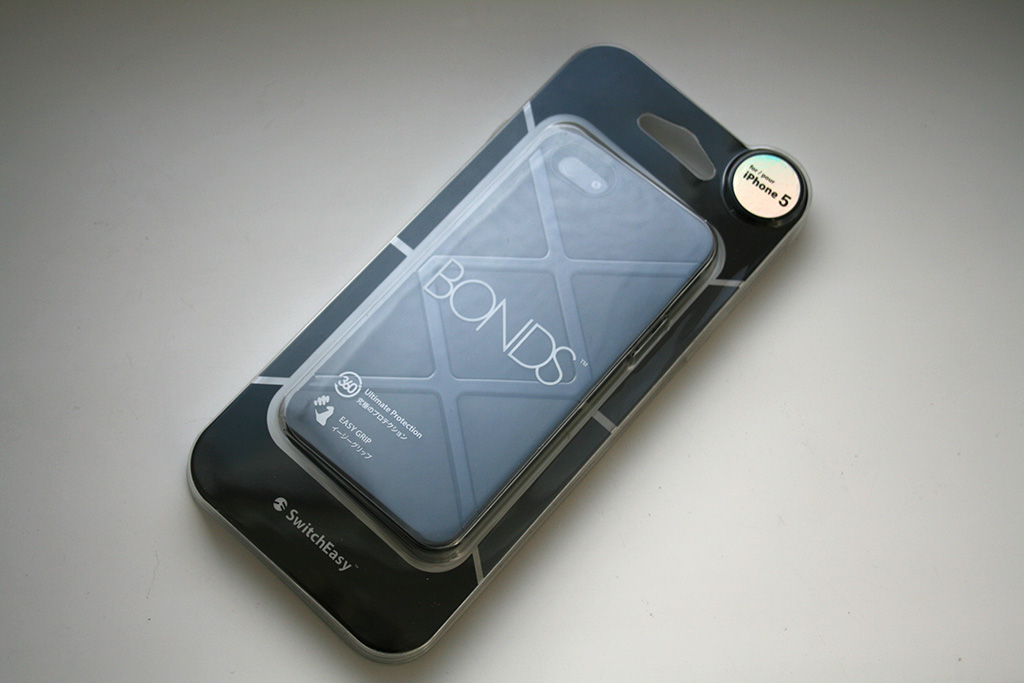 SwitchEasy BONDS iPhone 5 Case
