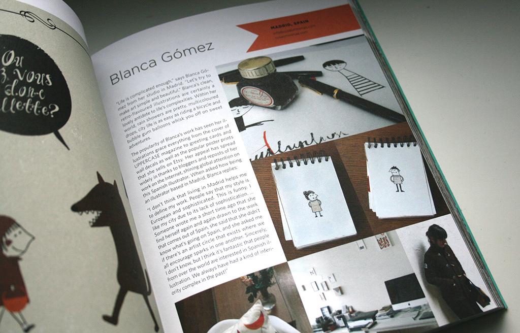 Work/Life 2: Blanca Gomez