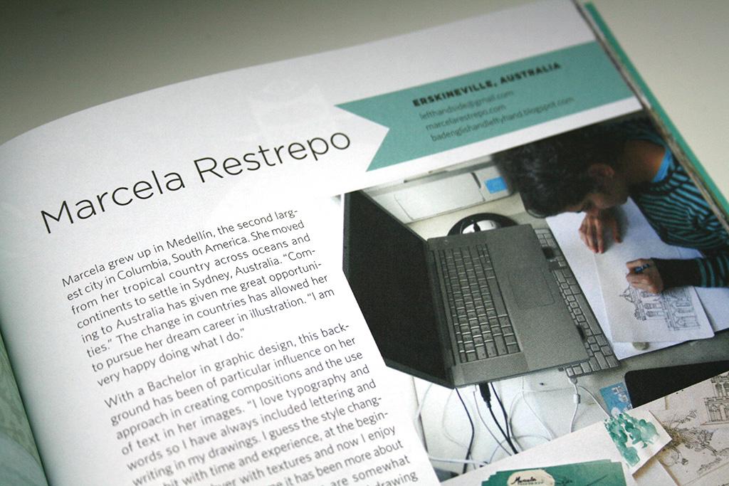 Work/Life 2: Marcela Restrepo