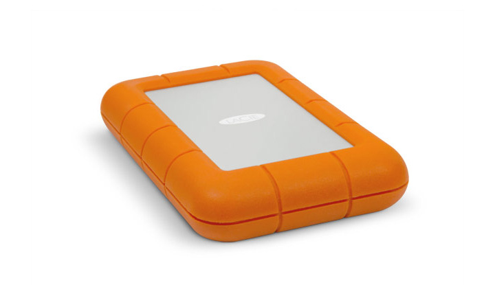 LaCie Rugged USB 3.0 Thunderbolt Series 120GB SSD