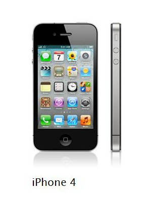 Unlocking through third-party website's iphone 4 unlock service